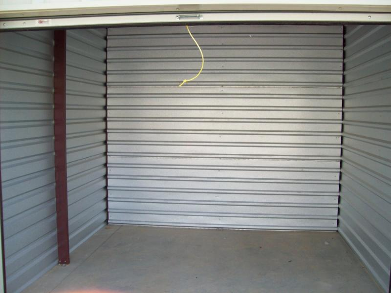 10 x 10 Self Storage Unit